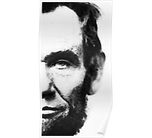 Abraham Lincoln - An American President Poster