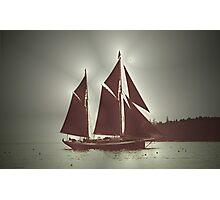 Sailing boat Photographic Print