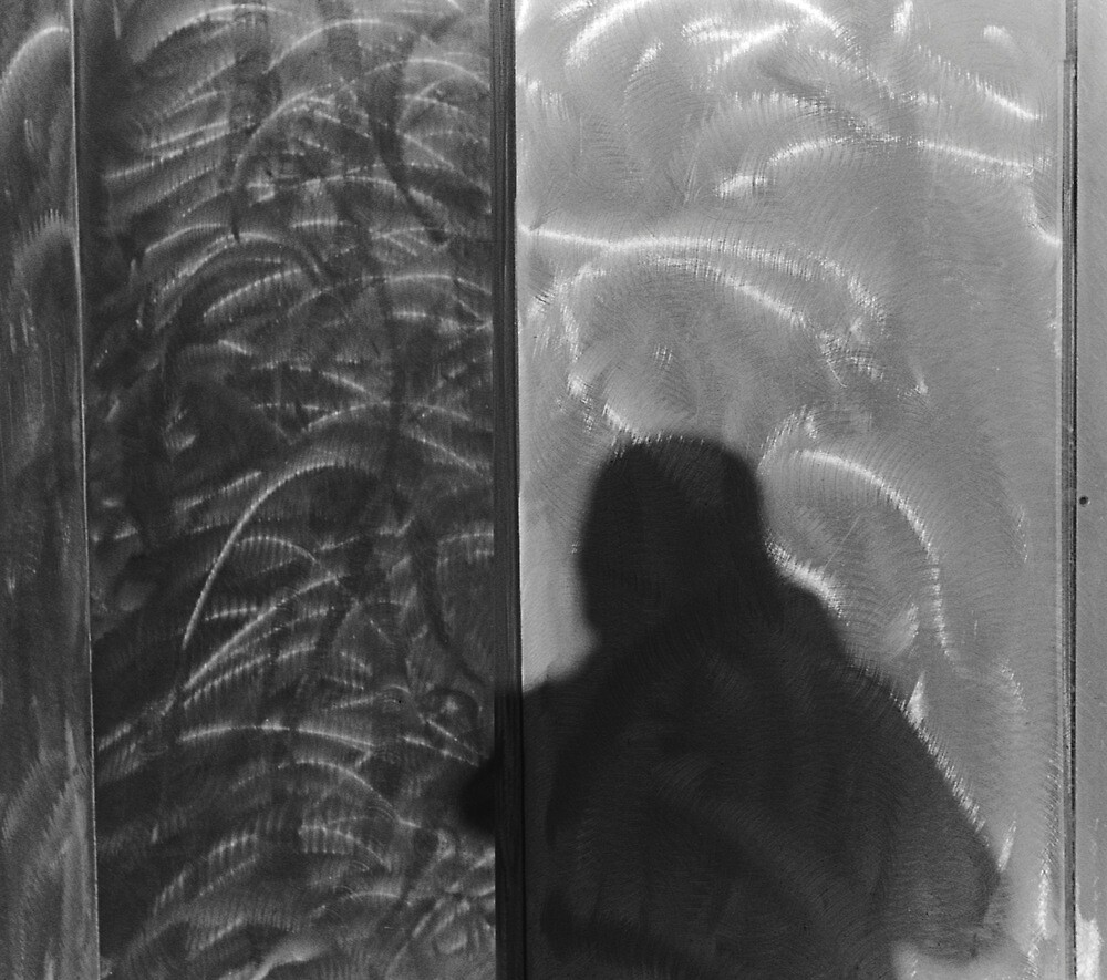 Shadow in Brushed Steel by James2001