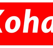 Kohai Sticker