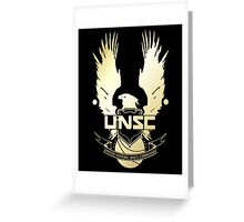 Halo - UNSC Greeting Card