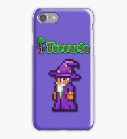Terraria Wizard iPhone Case/Skin