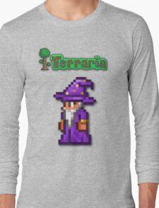 Terraria Wizard Long Sleeve T-Shirt