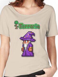 Terraria Wizard Women's Relaxed Fit T-Shirt