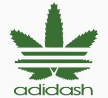 ADIDASH GREEN BIG by karmadesigner