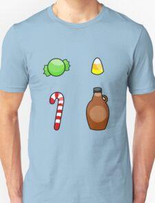 4 Main Food Groups  T-Shirt