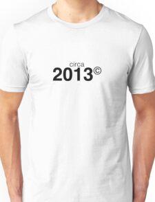 2013 T-Shirt