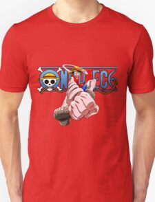 Luffy Punches T-Shirt