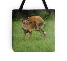 Deer Itch Tote Bag