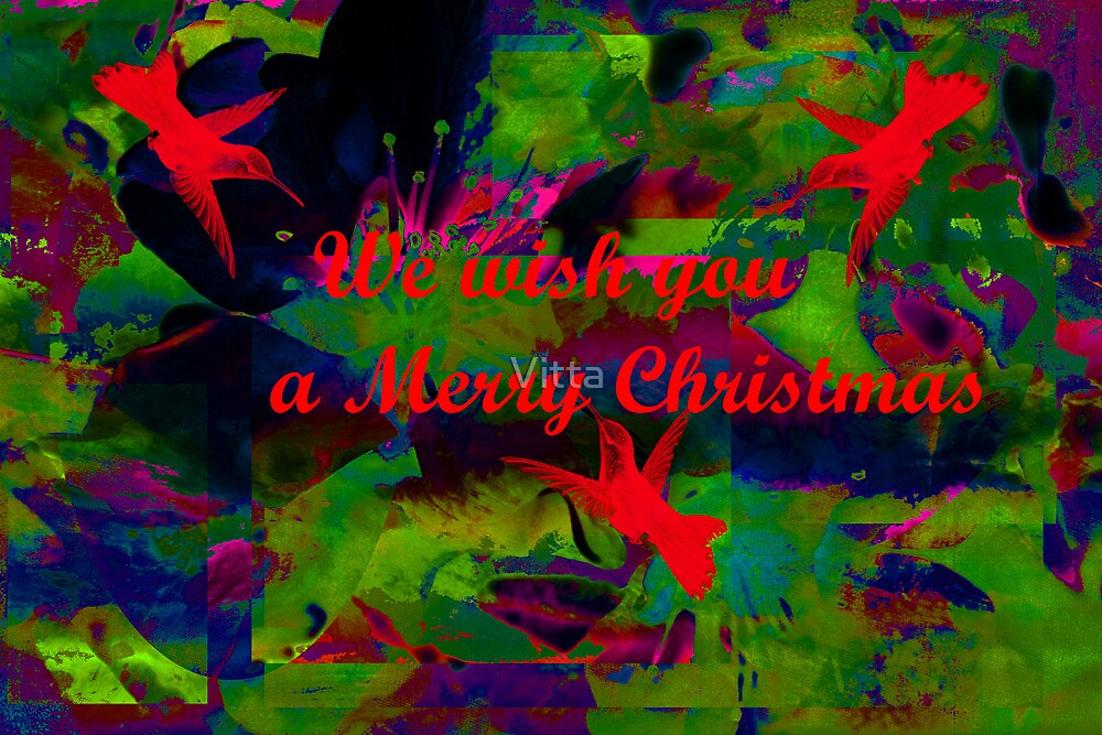 Merry Christmas!!! by Vitta