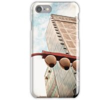 Sky and Building - Japanese [ iPad / iPod / iPhone Case ] iPhone Case/Skin