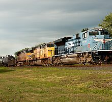 Union Pacific Heritage Locomotive by StonePhotos