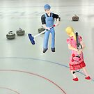 Well  Sally, what did you THINK I meant when I asked if you wanted to go curling???? by Susan Littlefield