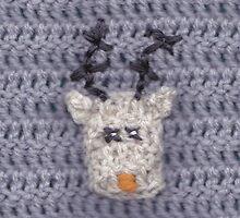 Rudolph by twiggleberry