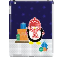 Presents From Penguin iPad Case iPad Case/Skin