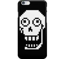 Happy Papyrus iPhone Case/Skin
