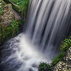 SILK FALLS by Rob  Toombs