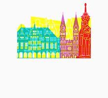 Bremen skyline pop Unisex T-Shirt