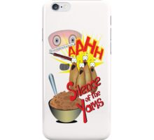 Silence of the Yams iPhone Case/Skin
