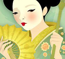 Geisha: Olive by Jenny Lloyd