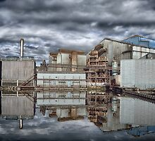 INDUSTRIAL REFLECTIONS by Rob  Toombs
