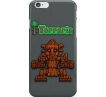 Terraria Golem iPhone Case/Skin