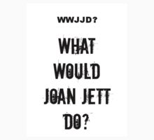 What Would Joan Jett Do? by Leah Montgomery