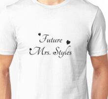 Future Mrs Styles Unisex T-Shirt