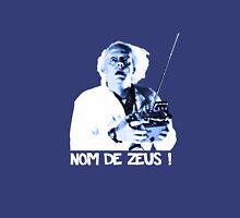 """Retour vers le futur - """"Nom de Zeus !"""" Unisex T-Shirt"""