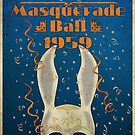 Rapture Masquerade Ball 1959 by KikiCraft