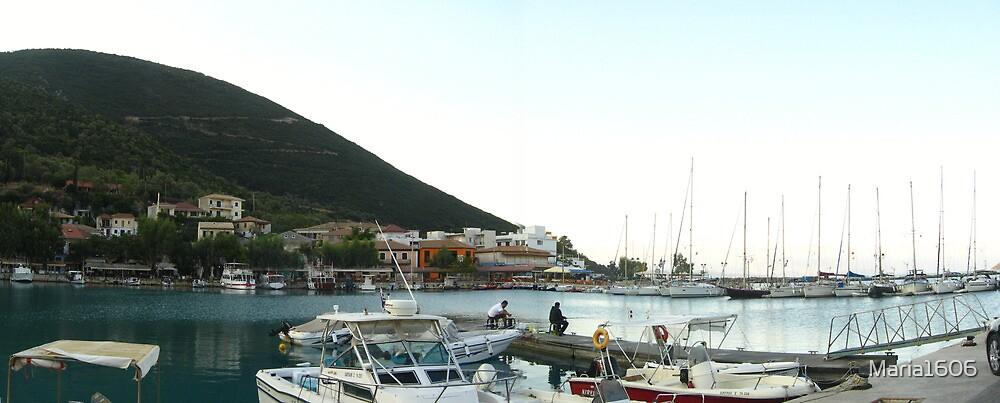 Fishing in Vassiliki by Maria1606