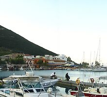 Fishing in Vassiliki by Maria1606