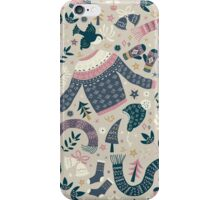 Winter Woolies iPhone Case/Skin