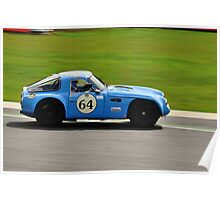 TVR Griffith No 64 Poster