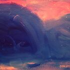 Impressions - Mountain No.1 by Morgan Ralston