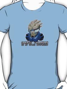 Garrus Is My Space Boyfriend T-Shirt
