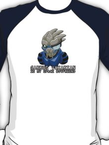 Garrus Is My Space Boyfriend T-Shirt