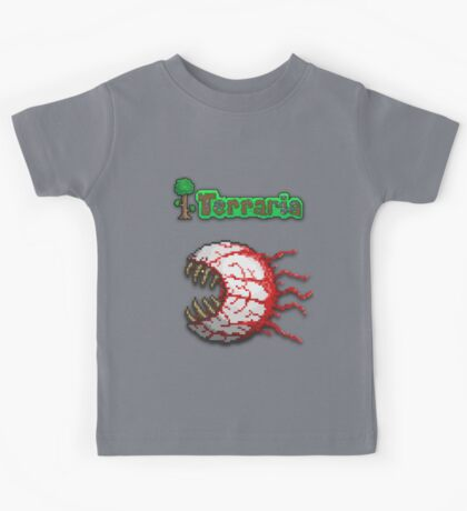 Terraria Eye Of Cthulhu Kids Tee