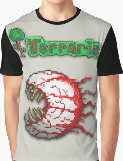 Terraria Eye Of Cthulhu Graphic T-Shirt