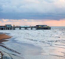 North Pier by Nicola  Pearson