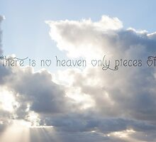 On Earth there is no Heaven ♥ by Nicola  Pearson