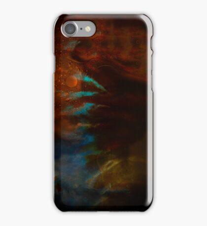 Black leopard iPhone Case/Skin