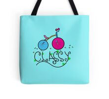 Classy in style Tote Bag