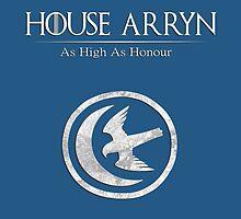 House Arryn by zeecyanide