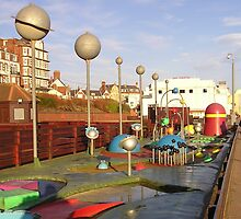 Crazy Golf by gailmiller