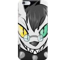 Smirking Duchess  iPhone Case/Skin