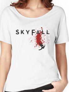 SKYFALL Women's Relaxed Fit T-Shirt