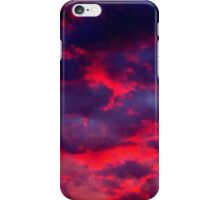 Calypso Sunset (available in iphone & ipod cases) iPhone Case/Skin