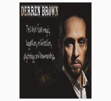 Derren Brown by KatieHunt95