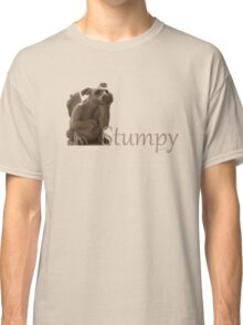 The Librarians Stumpy in colour Classic T-Shirt